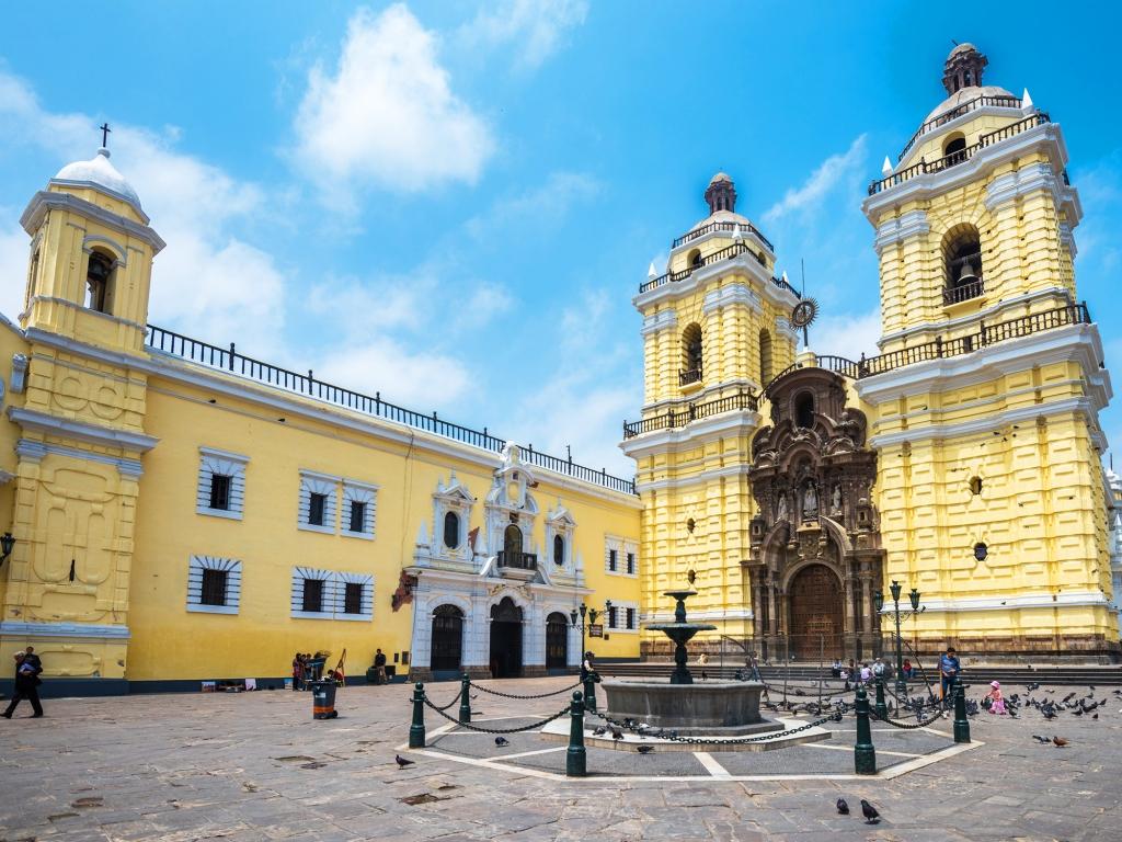 La capitale péruvienne