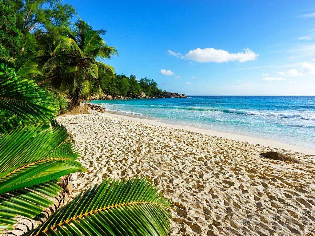 Découverte de la première île des Seychelles