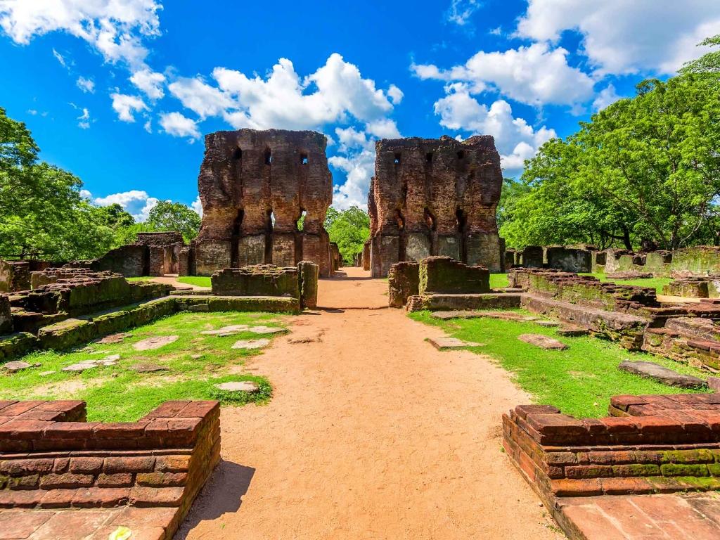 Au cœur du triangle d'or à Sigiriya