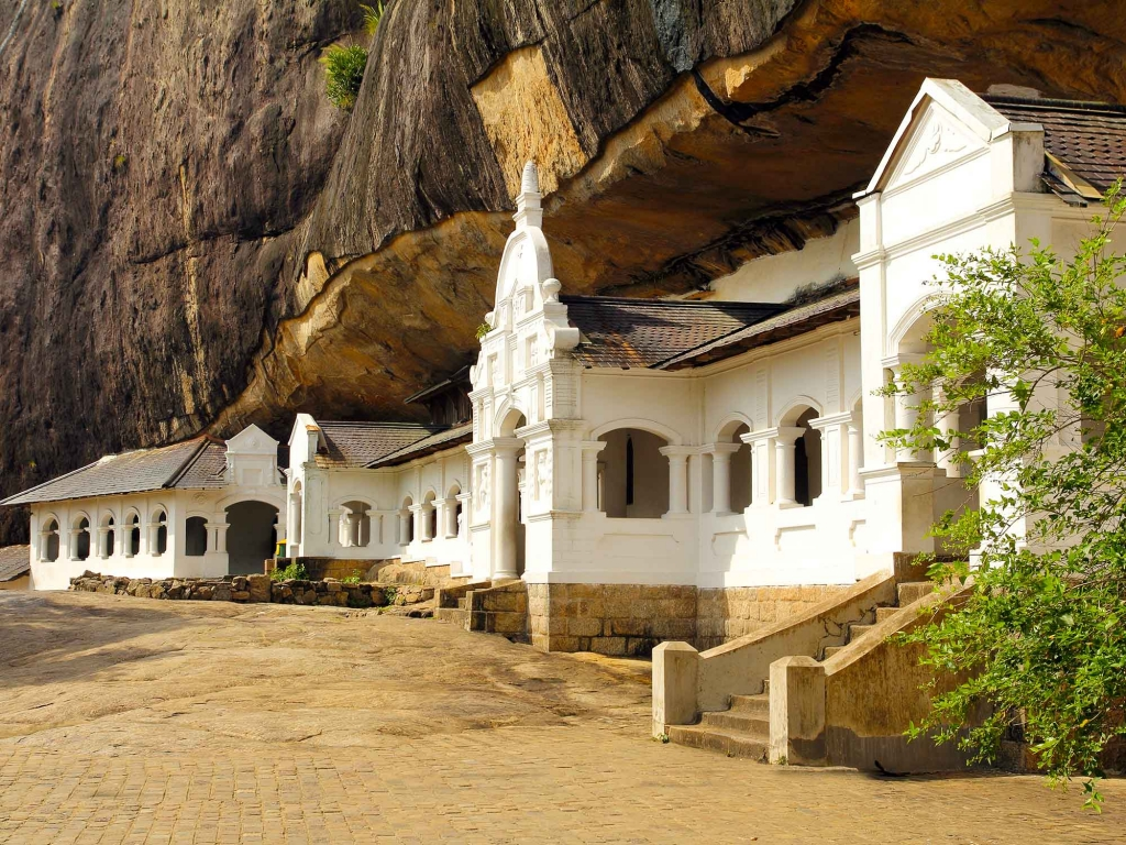 Sigiriya et sa forteresse royale