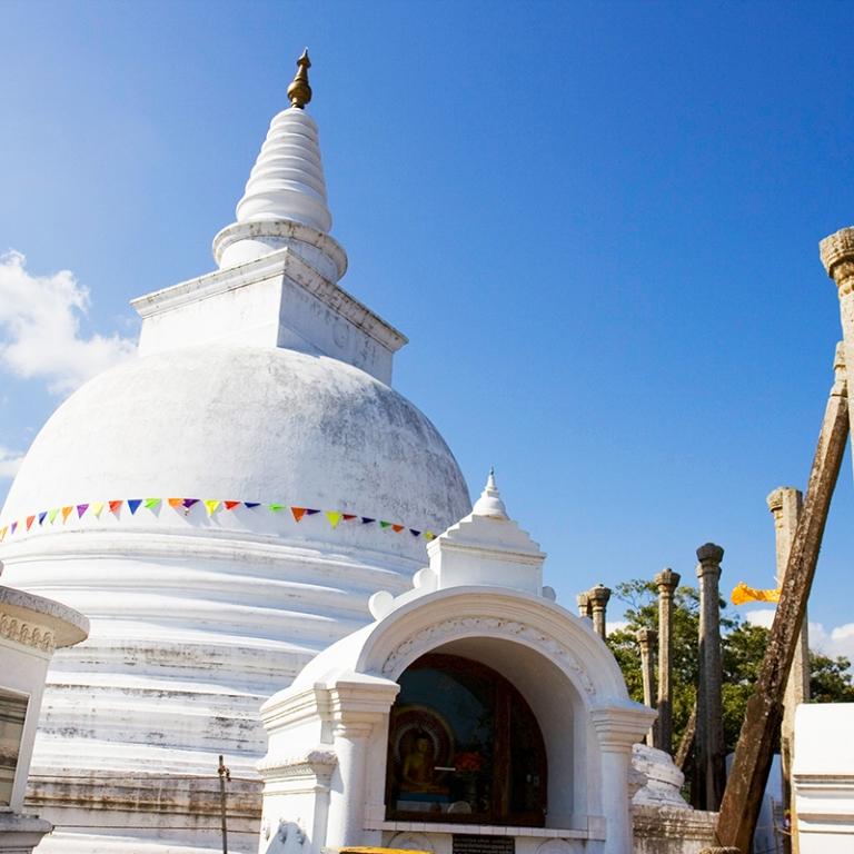 Ancienne capitale royale Anuradhapura