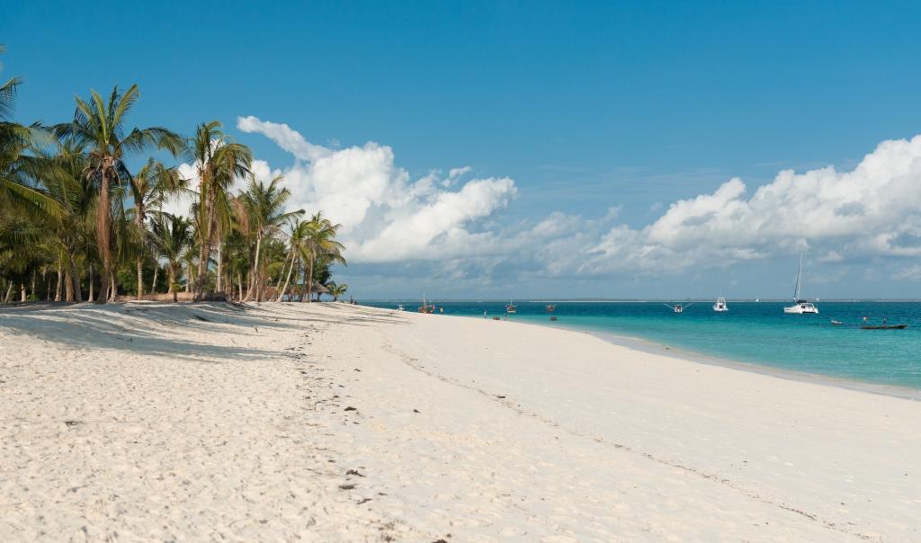 Luxe et charme sur une plage paradisiaque