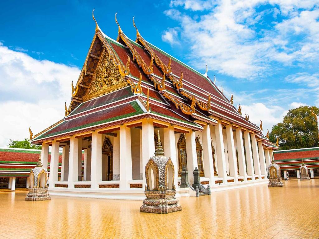 Spiritualité et grandeur architecturale de Bangkok