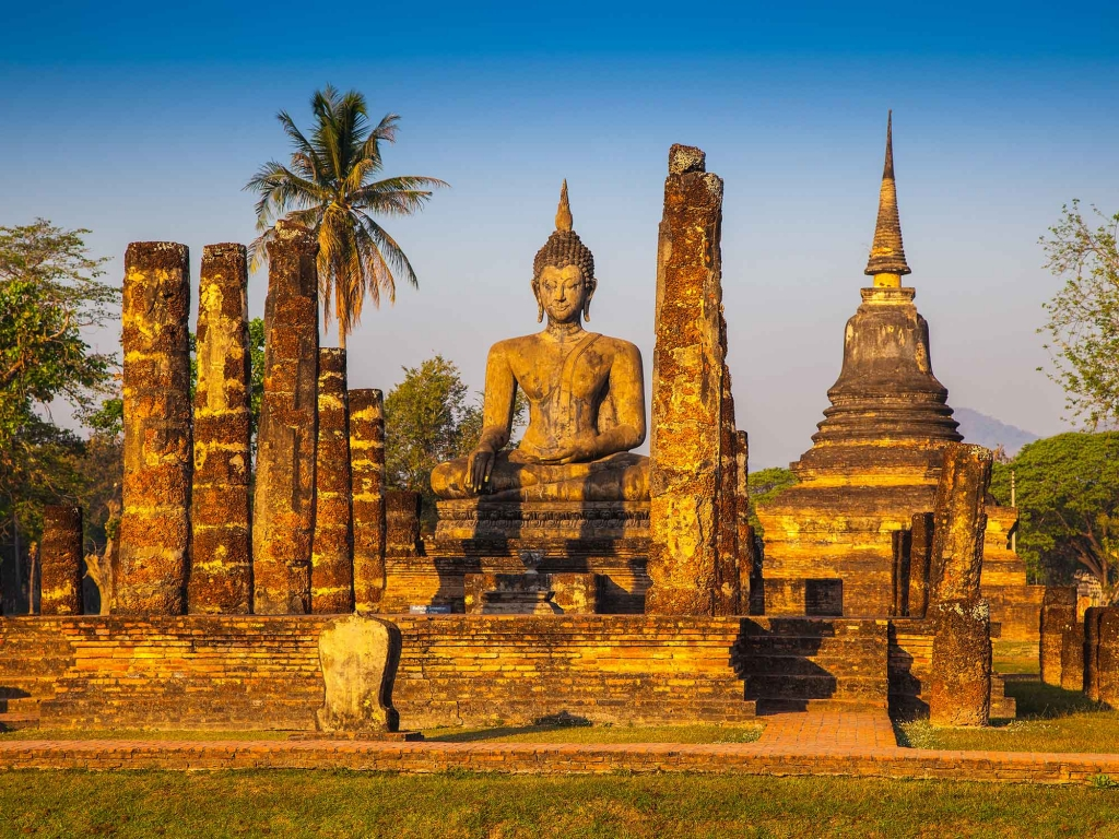 Splendeur et déclin de Sukhothai