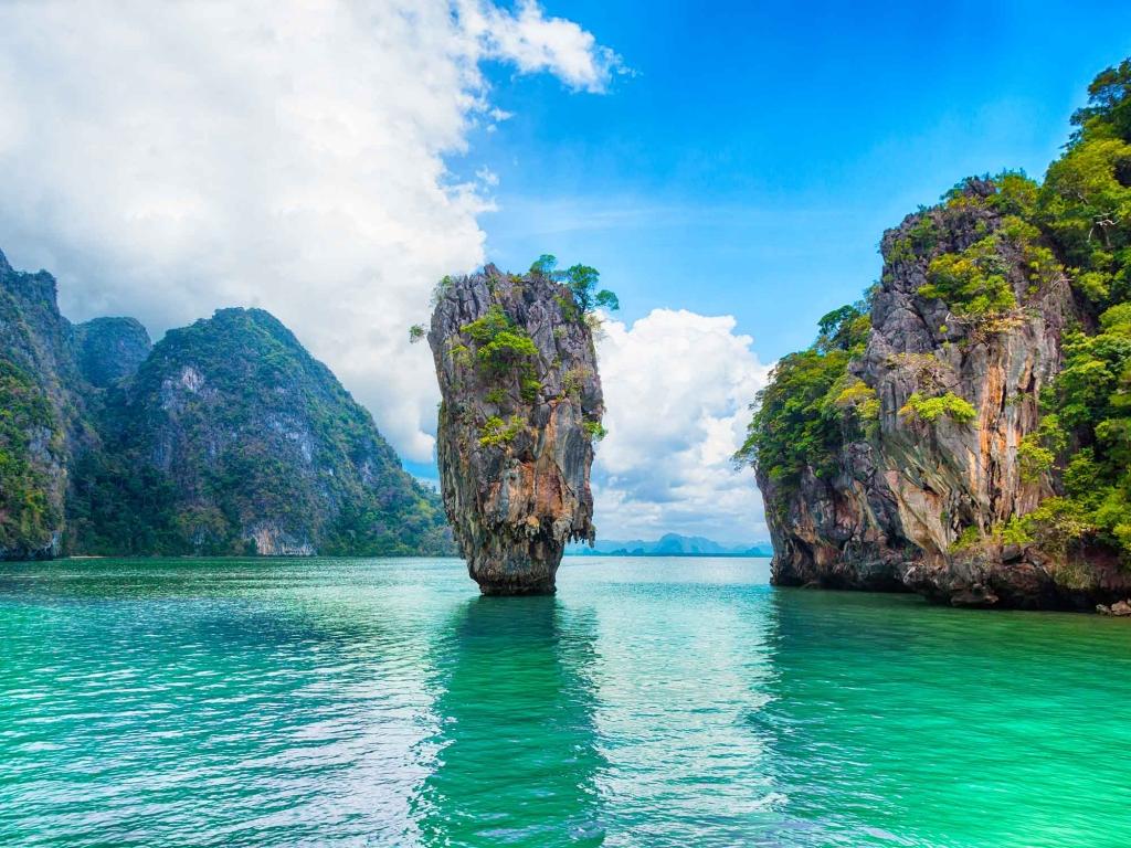 Îlots paradisiaques au large de Phuket