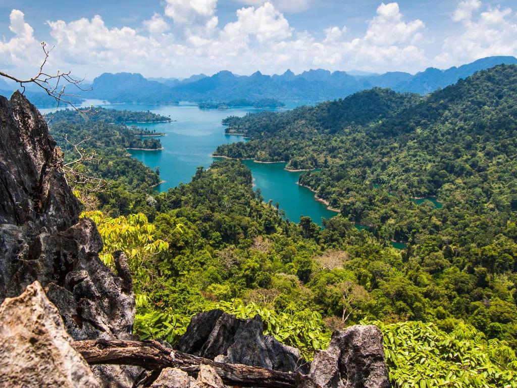Jungle luxuriante et coraux préservés à Khao Lak