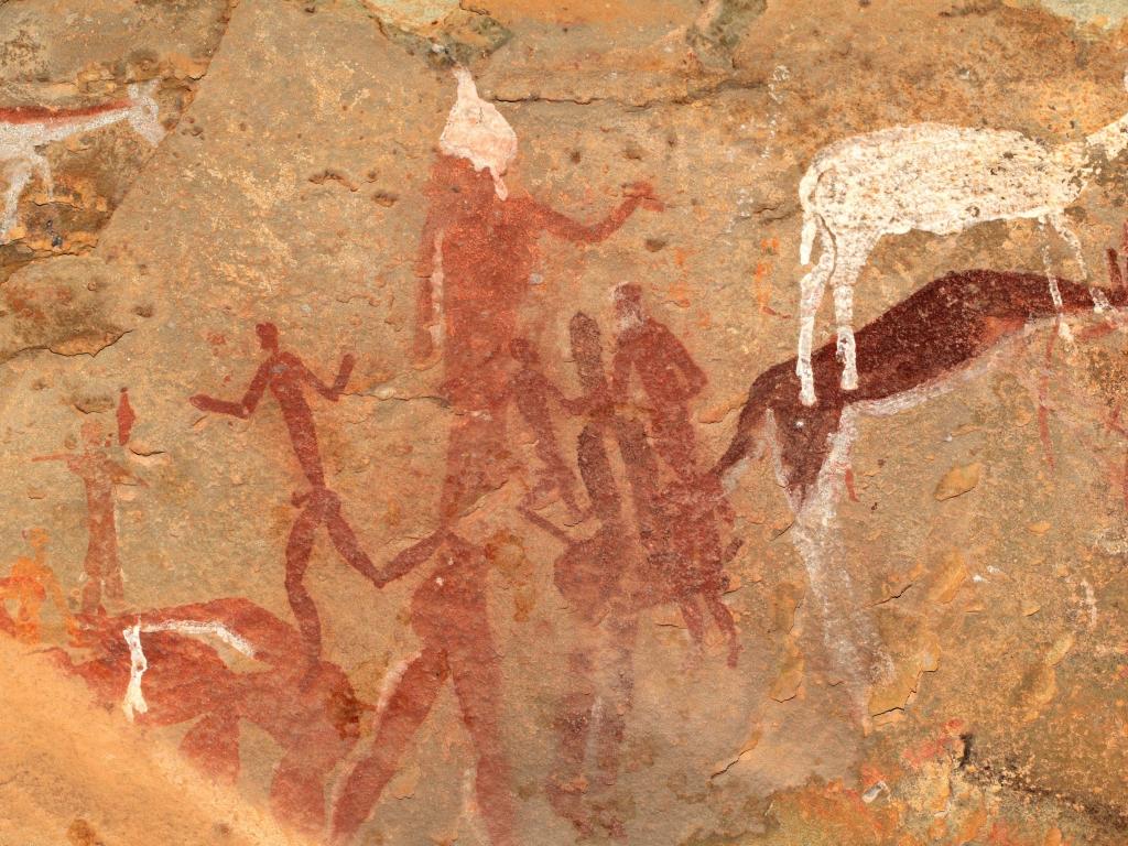 Histoire par les peintures rupestres