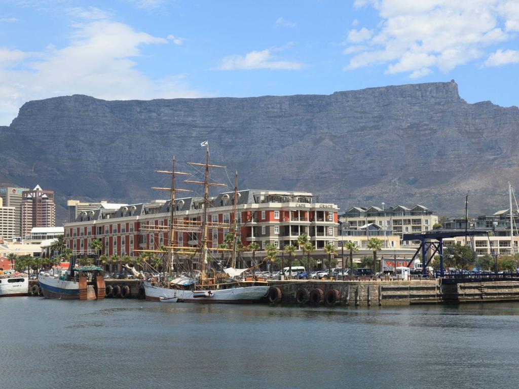 Découverte de l'extraordinaire ville du Cap