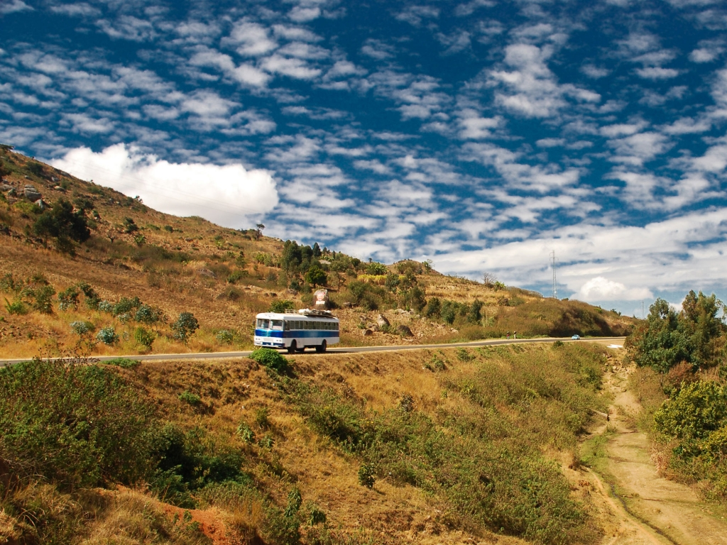 Aventures à Zomba Mountain