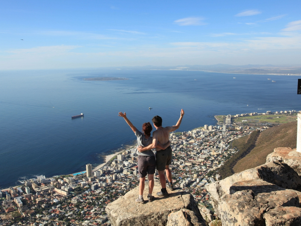 Surprenante Cape Town