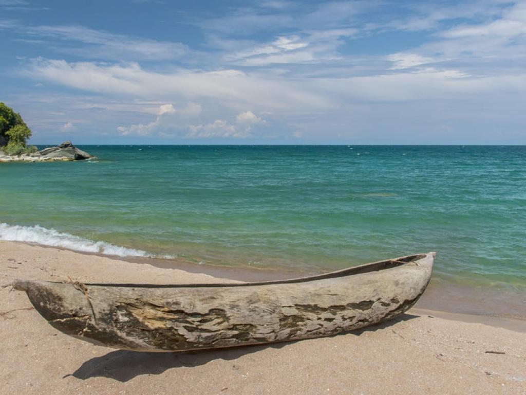 Les beautés naturelles de Likoma Island
