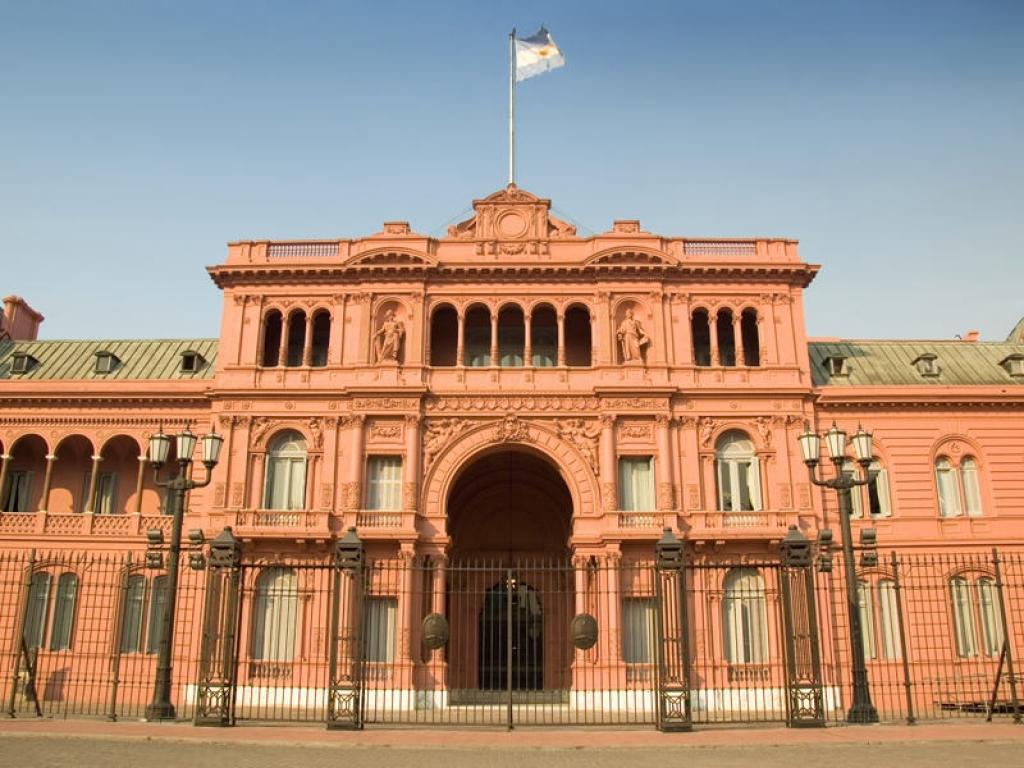 Arrivée à Buenos Aires, la