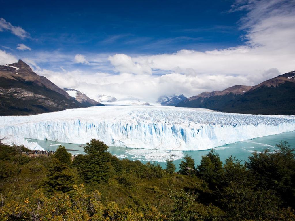 Au cœur du parc national des Glaciers