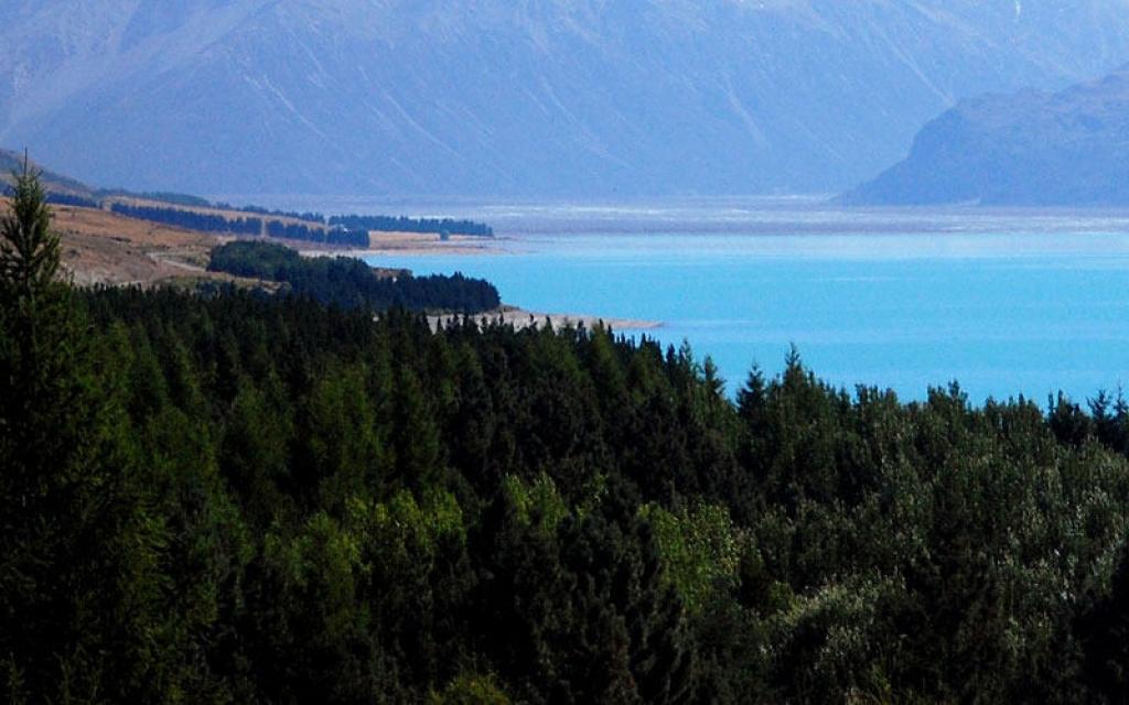 Lacs et cratères