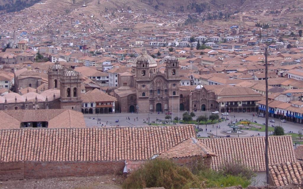 Cusco - Lima - Paris