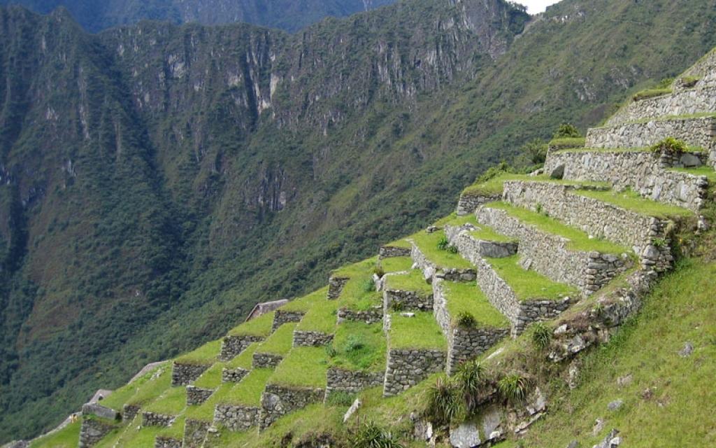 VTT dans la Vallée sacrée des Incas