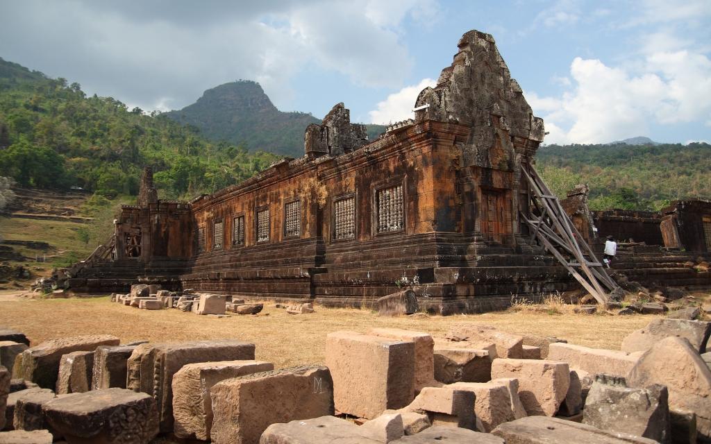 Site archéologique de Vat Phou