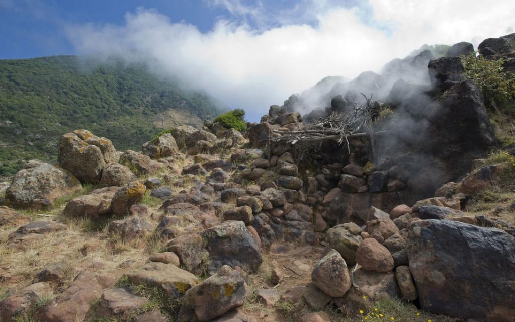 Sur le Chimborazo
