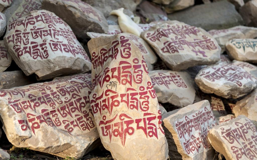 Chemin jusqu'à Phakding
