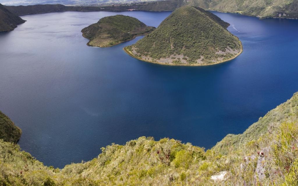 Randonnée sur le Mont Cotacachi