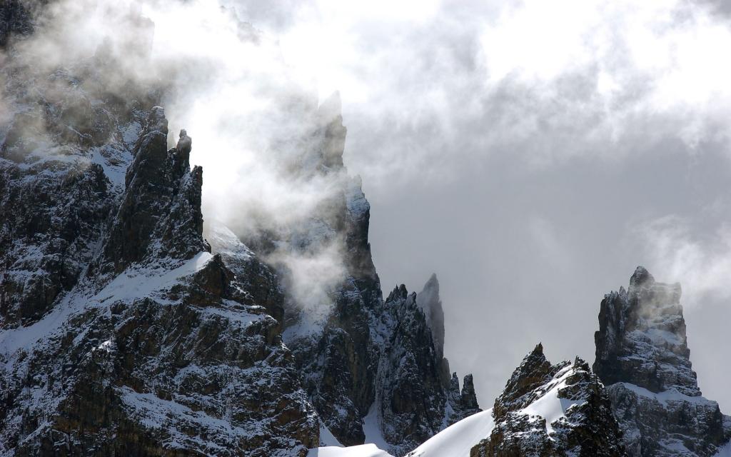 Au cœur de la réserve du Cerro Castillo