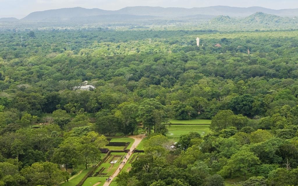 En route pour Kandy