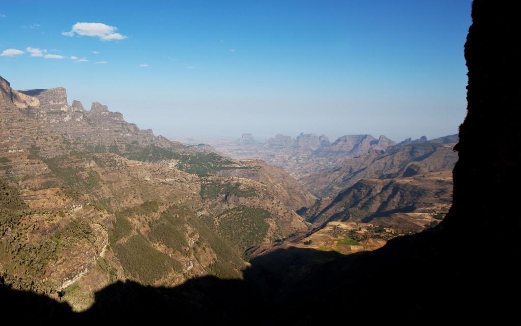 Ascension du point culminant d'Ethiopie : Ras Dashan