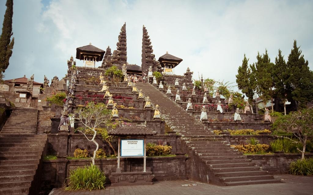 Ascension du Mont Batur