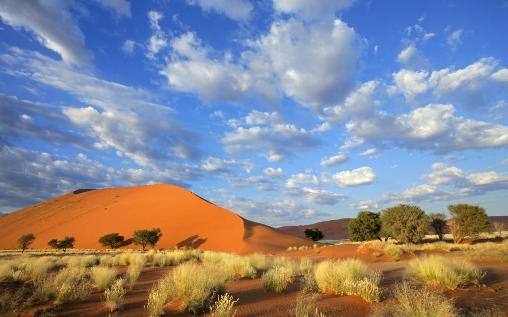 Découverte de la région de Swakopmund