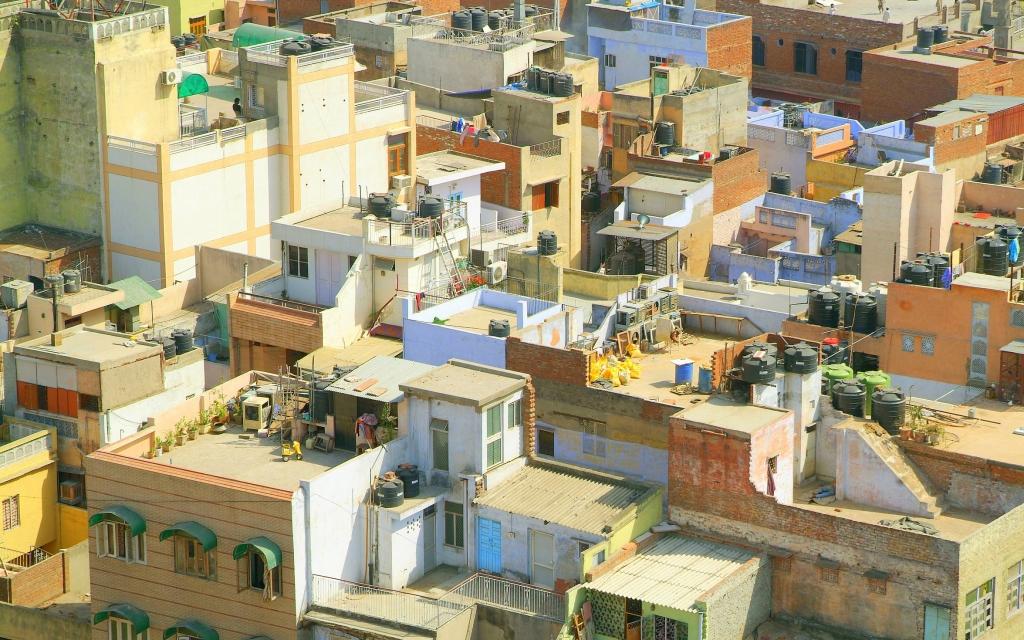 Arrivée et première découverte de Delhi