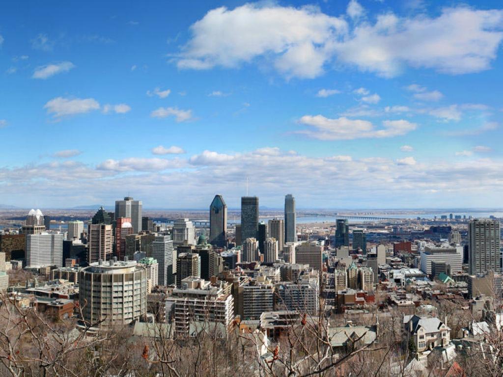 Visite de Montréal et envol vers la Mauricie