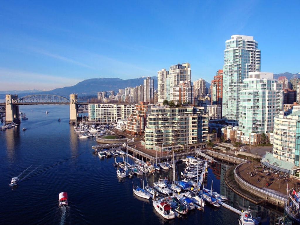 Retour vers Vancouver