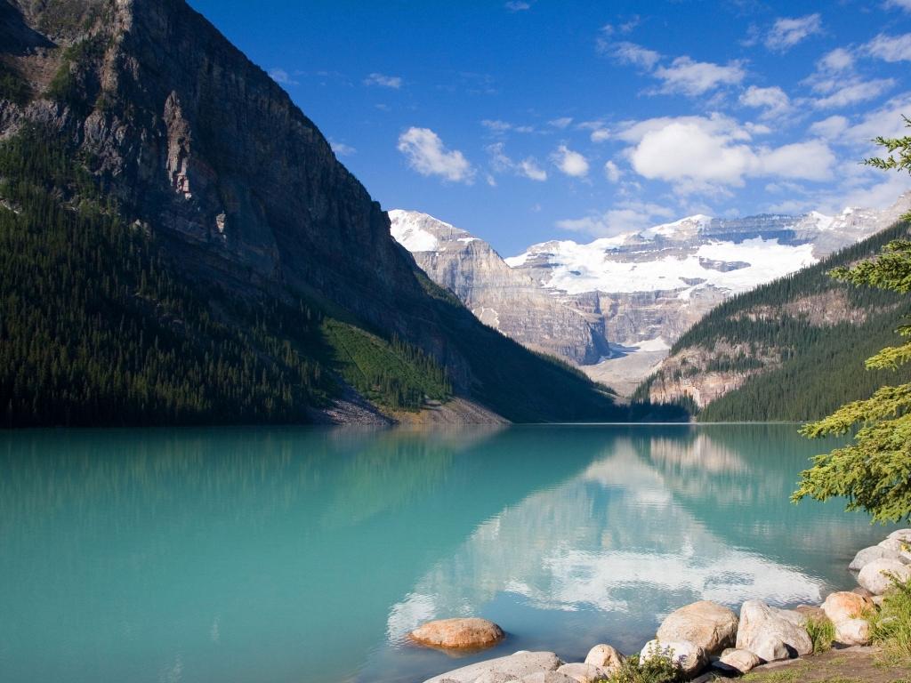 Visite de Banff