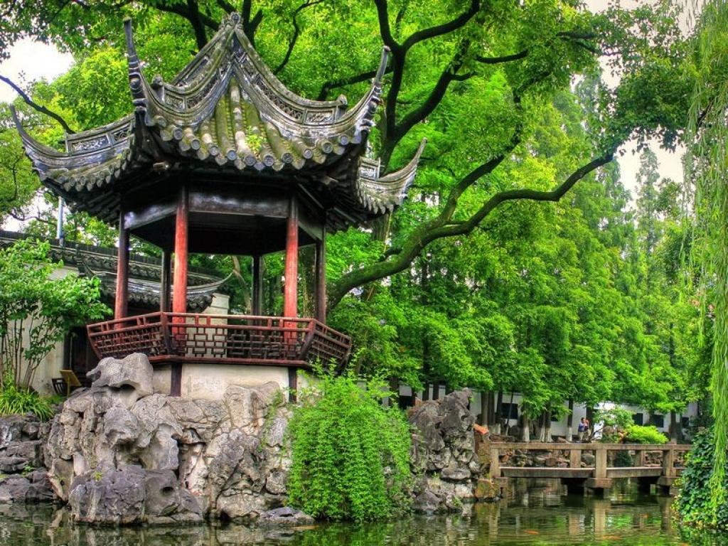 Coup de cœur à Shanghai !