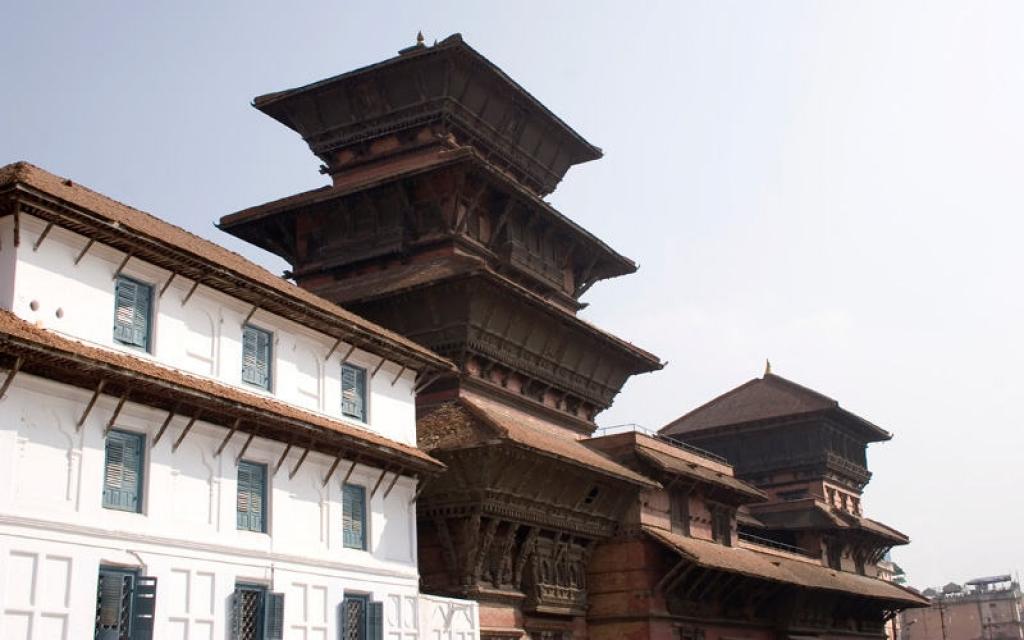 Le monastère de Shey