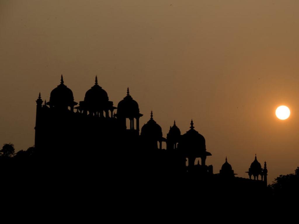 Visite du site de Fatehpur Sikri