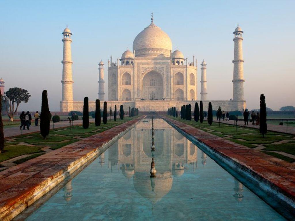 Agra et son Taj Mahal