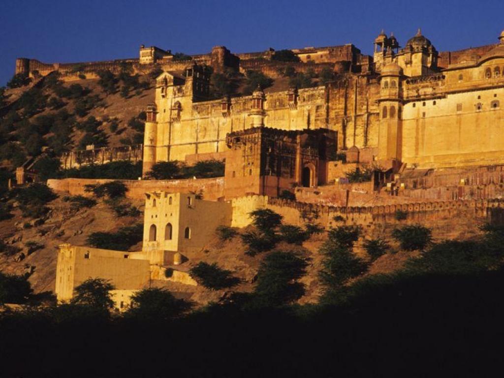 Route vers Jaipur