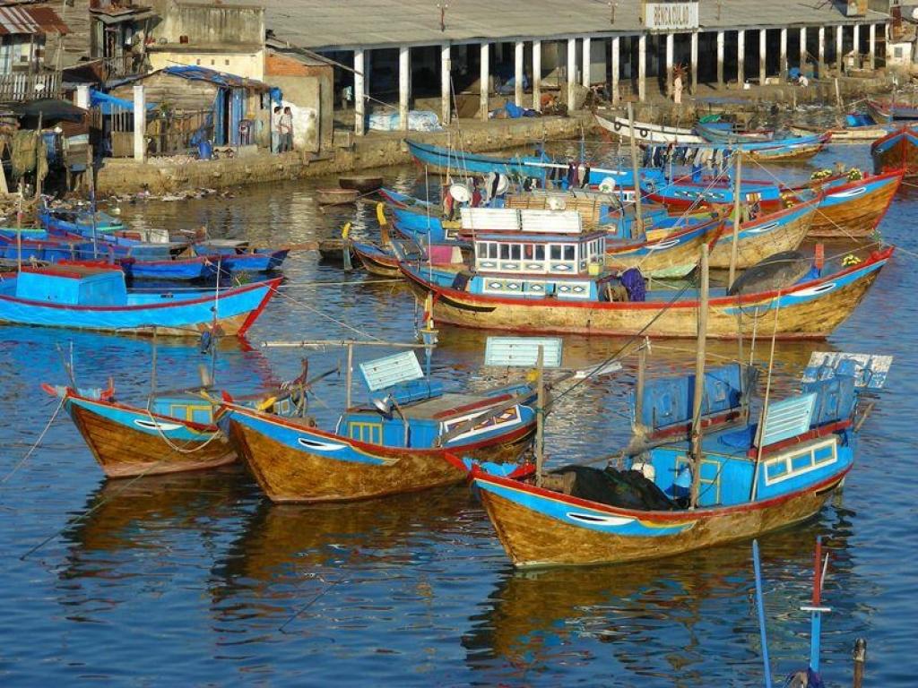 Route vers Cochin