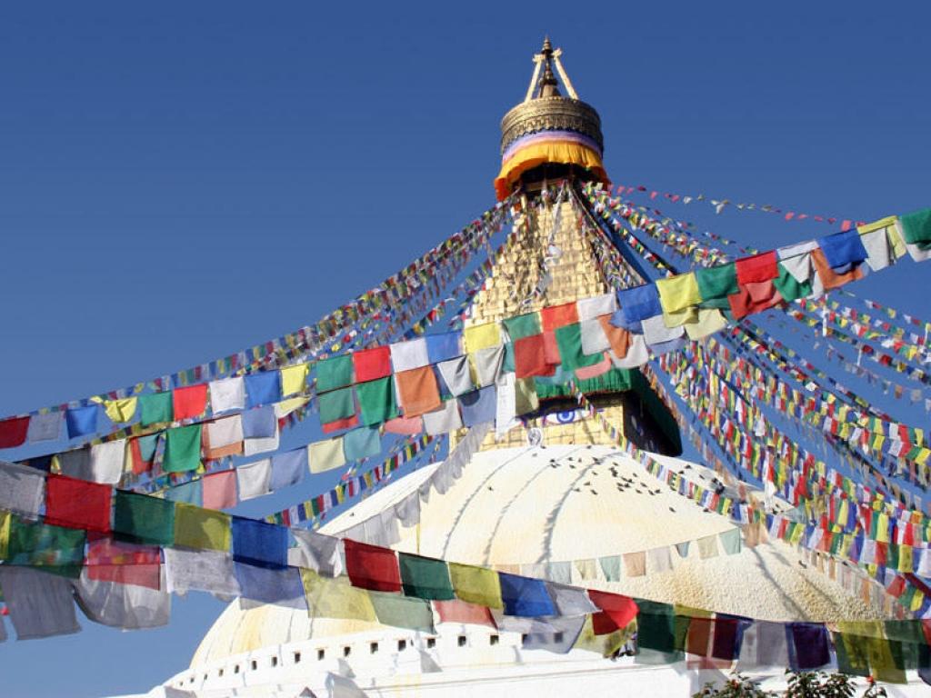En route vers le Népal