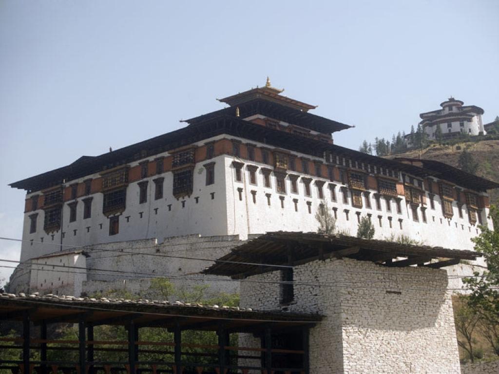 Journée libre ou la visite du temple de Dungste Lakhang