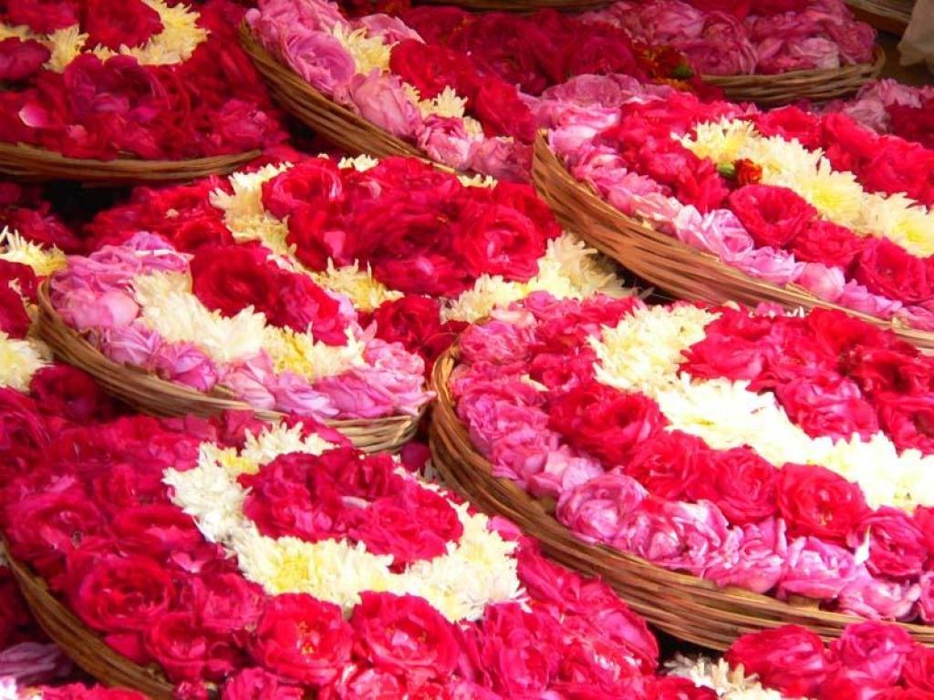 Le Temple de Minakshi-Sundareshvara de style Vijayanagar
