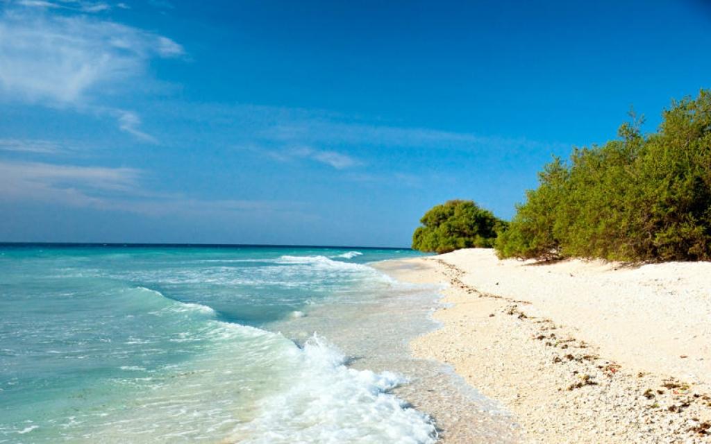 Voyage en speed boat vers Gili Trawangan, une des îles bordant Lombok.