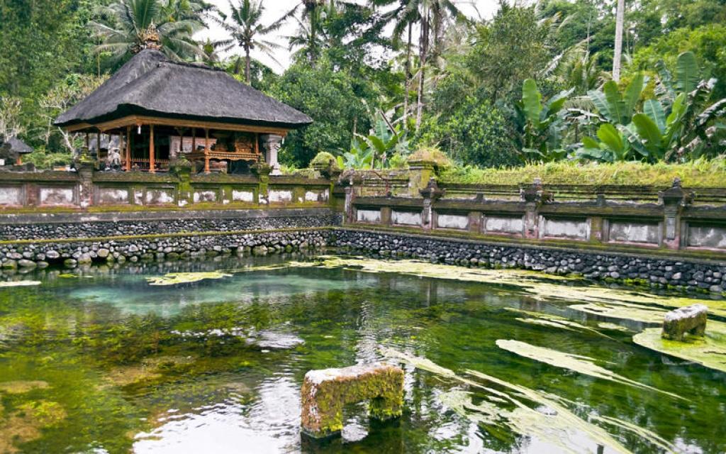 Klungkung, Monastère de Goa Gajah