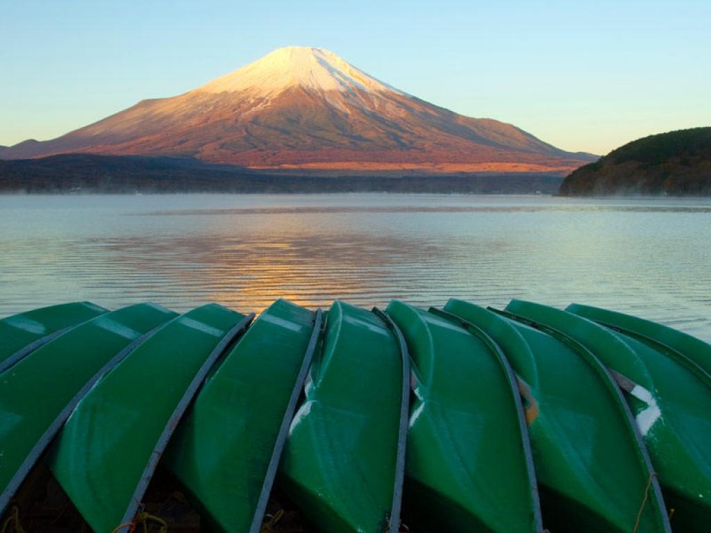 Hakone, balcon sur le Mont Fuji