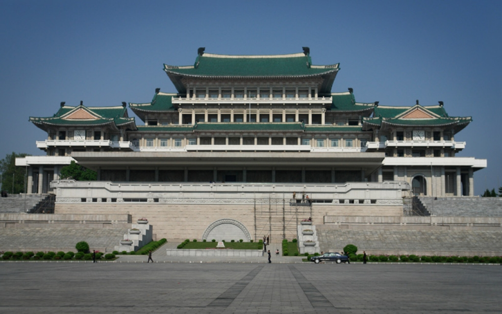 Départ pour Pyongyang