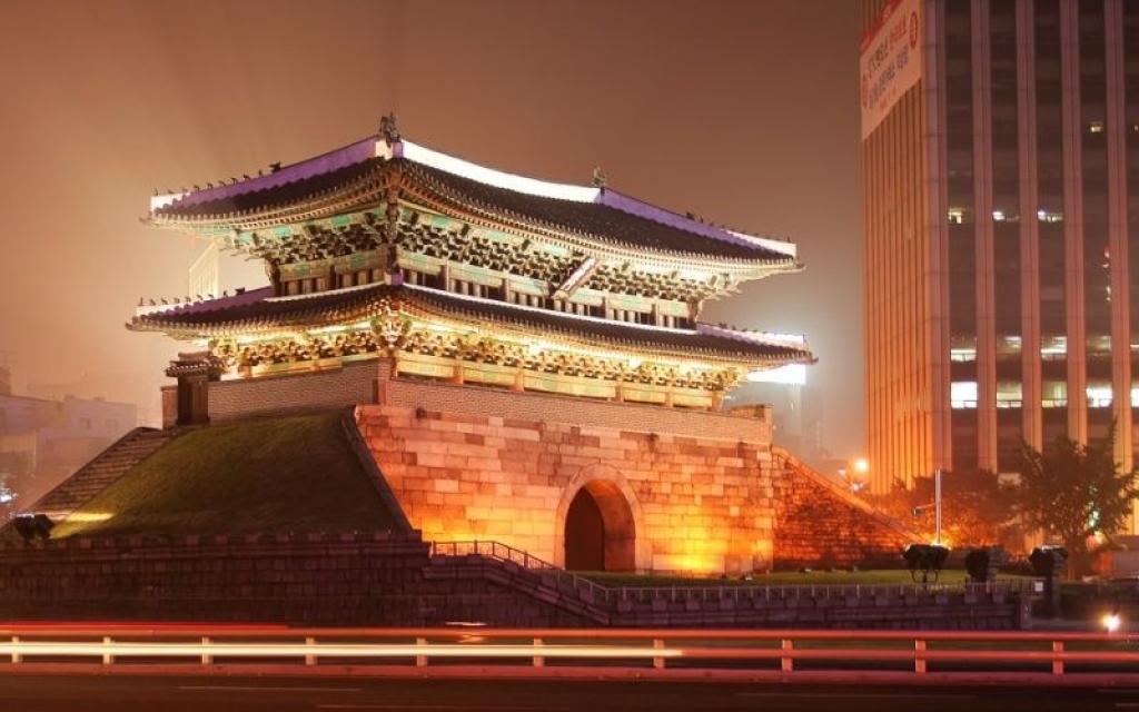 Arrivée et première découverte de Séoul
