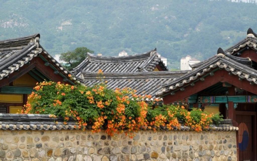 Les hanoks de Jeonju