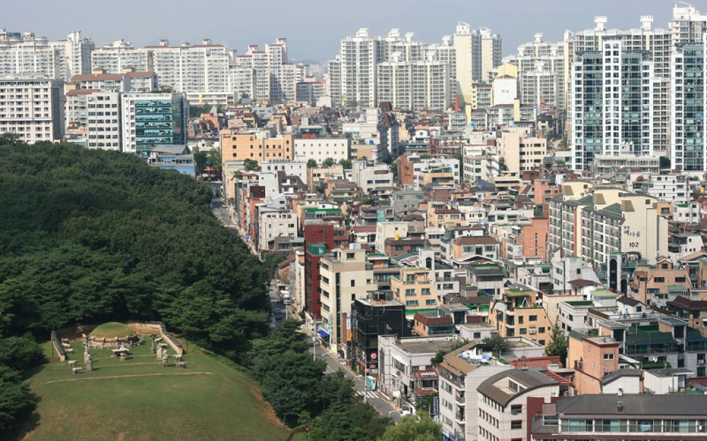 Dernière journée à Séoul