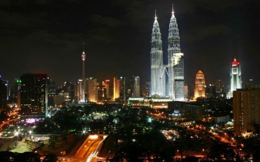 Arrivée en Malaisie et visite de Kuala Lumpur